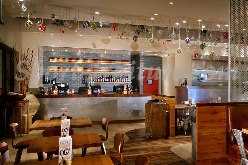 Commissioned and licensed to Aria Group Architects and Nando's.