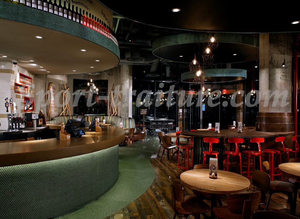 Commissioned by and licensed to Aria Group Architects and Nando's.