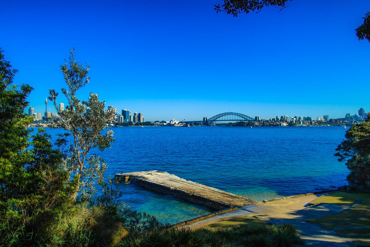 Bradleys Head, Sydney, NSW, Australia