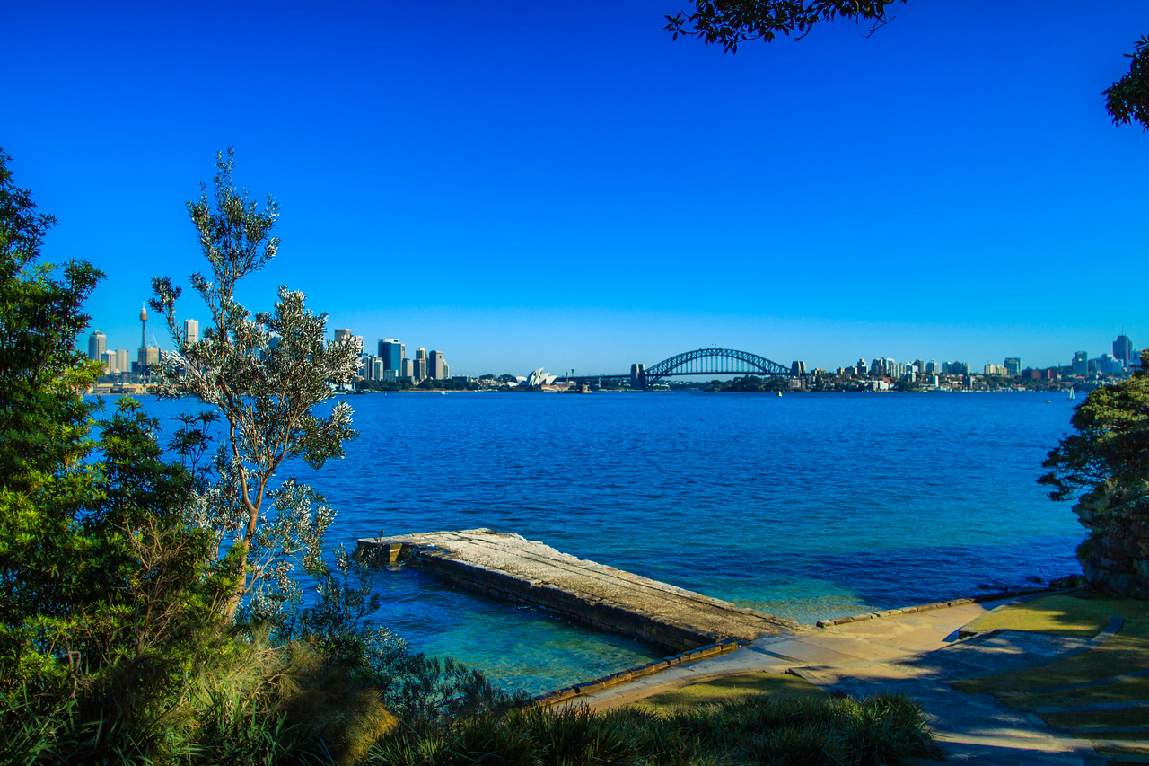 Bradleys Head, Sydney, NSW, Australia