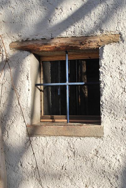 window to guest bath
