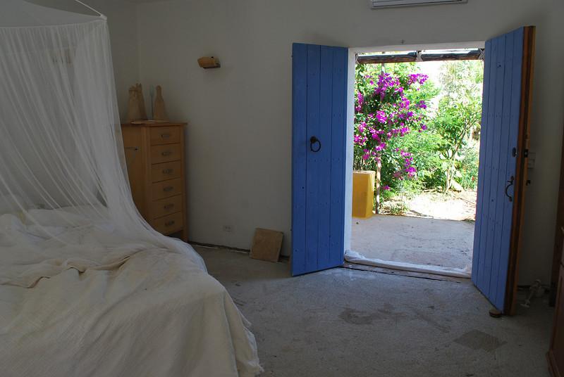 2010 - still missing the bedroom floor tiles