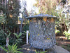 Birdcage close-up - Oder residence, San Marino, CA