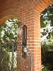 Mounted wall lamp - Oder residence, San Marino, CA