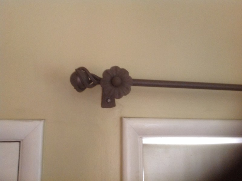 Custom curtain rods - Temple City, CA