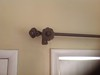 Custom curtain rods - Temple City, CA