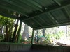 Pool Equipment Cover; Cressie residence, Altadena, CA