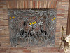 Fireplace screen - Oder residence, San Marino, CA