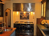 Range hood and picture frame - Pasadena Showcase house 2012, Pasadena, CA