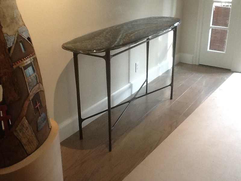 Custom table base - Pasadena, CA