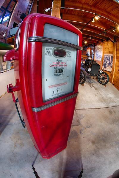 Old School Pump