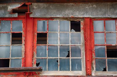 Windows at Bethlehem Steel