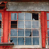 Windows at Bethlehem Steel