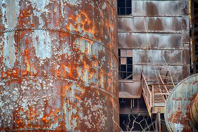 Ruins at Bethlehem Steel