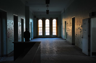 Athens Lunatic Asylum - The Ridges Athens Ohio | Dennis Camp Photographer