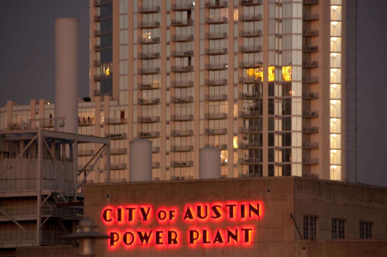 Austin Powers, up close.