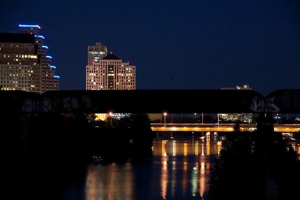 Part of Austin Downtown + Town Lake.