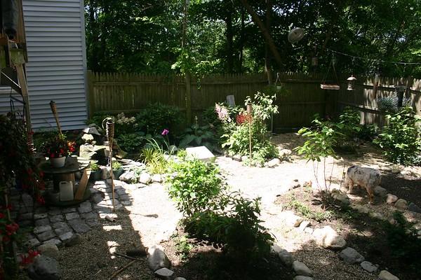 backyard transformation: take II