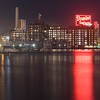 Domino Sugars - across from the Lighthouse
