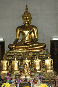 Wat Phra Gaw Bangkok, Thailand