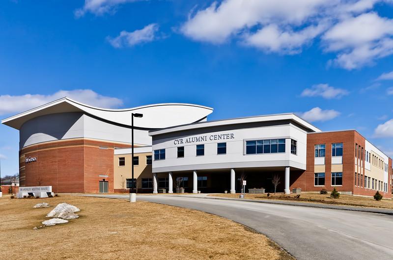 Gracie Auditorium @ Husson University, Bangor, ME