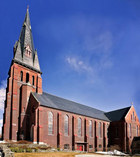 St. John's Catholic Church, Bangor, ME