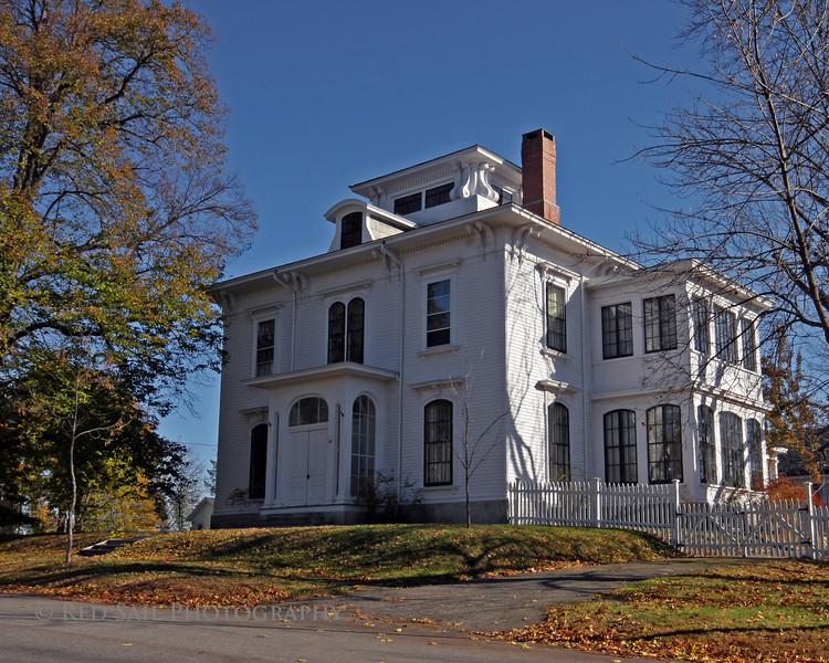 Private home. Bangor, Maine.