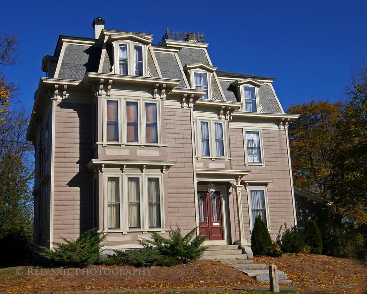 Private home in Bangor, Maine.