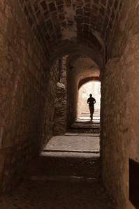 Jogging Underground