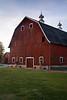 Gambrel-roof Barn, Worth County, Iowa