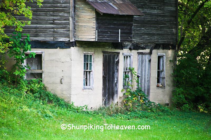 Old Gray Barn, Shawano County, Wisconsin