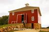Handsaker Barn, Story County, Iowa