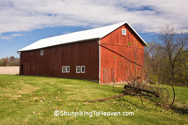 Mulford Barn, Johnson County, Iowa