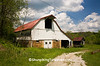 Gambrel-Roof Barn, Hocking County, Ohio