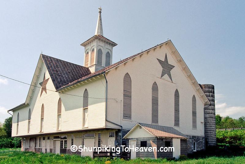The Star Barn, Dauphin County, Pennsylvania
