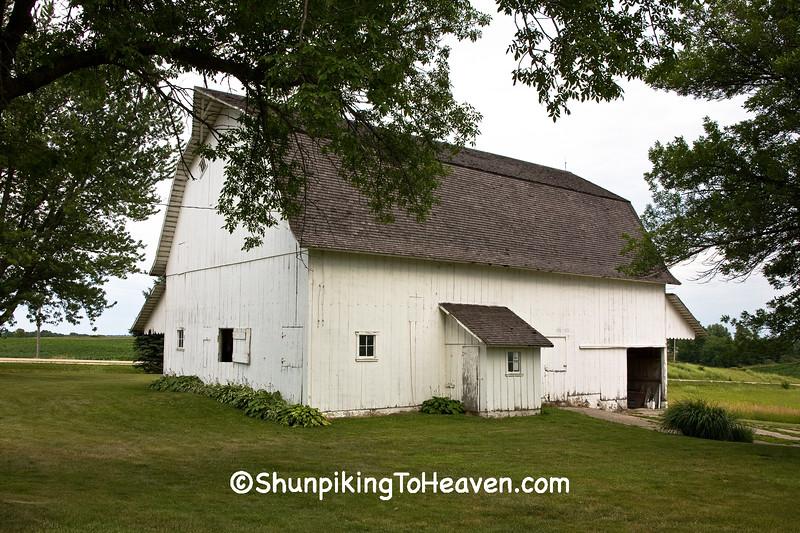 Brenneman Barn, Iowa County, Iowa
