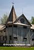 American Gothic Barn, Allen County, Ohio