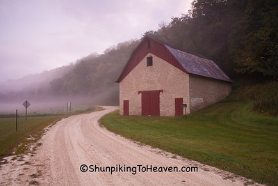 Stone Livery Stable, Clayton County, Iowa