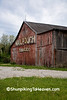 Red Mail Pouch Tobacco Barn, Adams County, Ohio