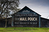 Mail Pouch Tobacco Barn, Coles County, Illinois