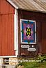 Pfeffer Square Quilt Barn, Houston County, Minnesota