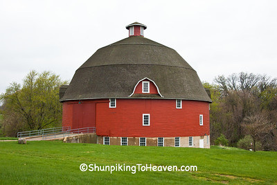 Ryan Round Barn, Henry County, Illinois