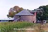 Tile Round Barn, Fayette County, Iowa