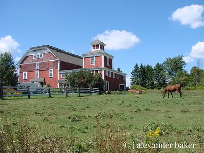 Jeanie's Barn, Gilmanton, NH