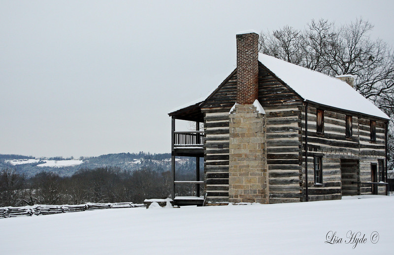 Wolf House, Norfork, AR