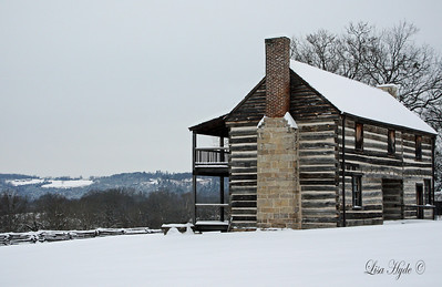Wolf House, Norfork, AR