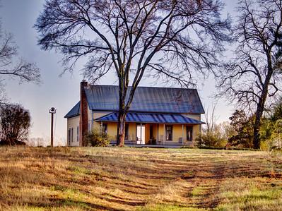Shelton-Lockeby House - Murfreesboro, AR