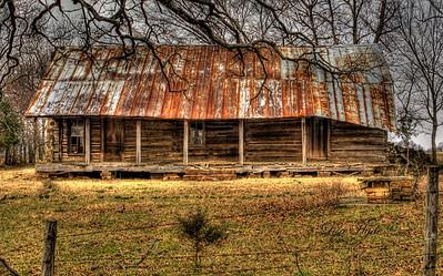 Metcalf House - Chismville, AR