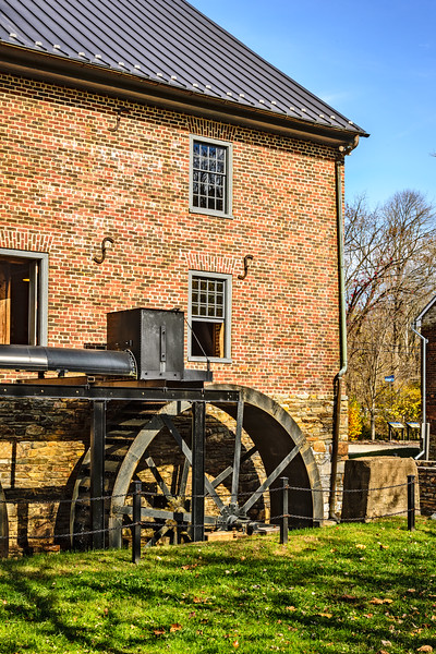 Aldie Mill Historic Park, 39401 John Mosby Highway, Aldie, Virginia