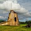 Sugar Cane Windmill, Whim Plantation, St. Croix, US Virgin Islands